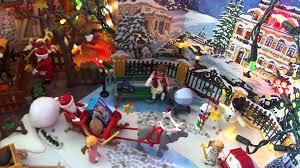kerst playmobil kerstmarkt 2010