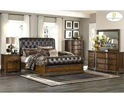 dark brown wood bedroom furniture wood and leather bedroom sets full size of cheap bedroom furniture