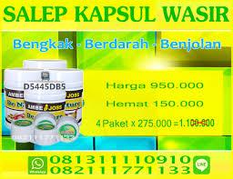 Salep Rako obat wasir herbal merk ambeclear beda bahan dengan ardium ala