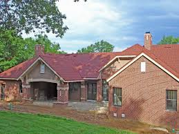 stone coated steel roofing st louis roof profiles