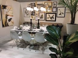 contemporary dining room wall decor kitchen dining room decorating