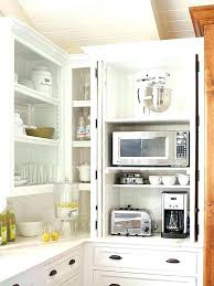 Storage Cabinet For Kitchen Kitchen Cabinet Storage Ideas Ohfudge Info