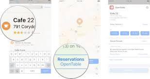 The Open Table How To Enable And Use Maps Extensions On Iphone And Ipad Imore