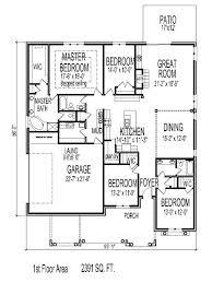 Slab Home Floor Plans Adorable 25 Slab House Plans Inspiration Design Of Eplans