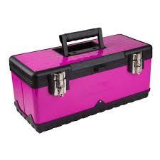 tool box 20 metal tool box the original pink box