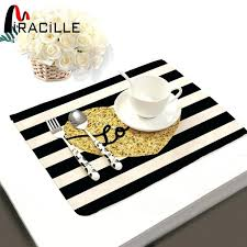 dining table dining table plastic mats simple dining placemats