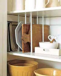 rangement ustensiles cuisine rangement de cuisine 3 des tringles a rideaux extensibles dans les