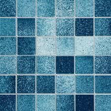 Modern Home Design Wallpaper Blue Mosaic Self Adhesive Wallpaper Home Decor Roll Wallpaper