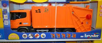 bruder garbage truck judy u0027s doll shop scania garbage truck