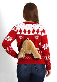 3d sweater unisex 3d reindeer sweater