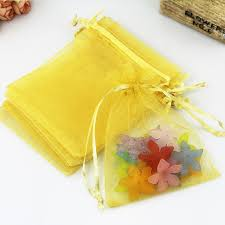gold organza bags aliexpress buy 100pcs lot 5 7cm gold organza bags mini