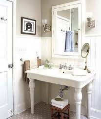 vintage bathrooms designs vintage bathroom designs with classic mirror idea lovely ide