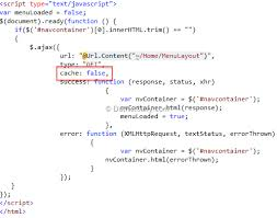 dynamic menus in asp net mvc 4 using ef code first and jquery