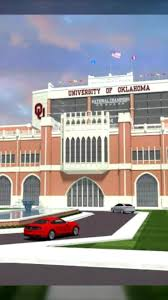 Ou Flag 12 Flag Poles Sit Atop Ou U0027s New Stadium For The 12 10 Teams In
