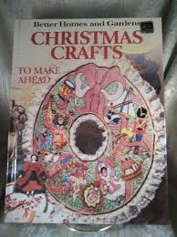 Better Homes And Gardens Christmas Crafts - 58 best vintage christmas stuff etc images on pinterest