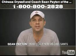 Drywall Meme - dispatch from new orleans saints