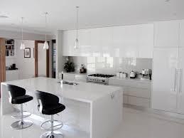 Stone Kitchen Backsplash Plushemisphere Small Black And White Kitchens Black And White Kitchens Ideas