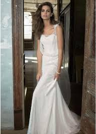 blouson wedding dress lace blouson wedding gown with 3d floral detail david s bridal