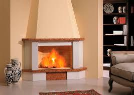 traditional fireplace mantel marble corner alghero