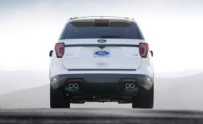 Ford Explorer Hybrid - ford trademark filing hints at plug in hybrid versions of the