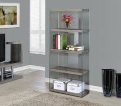 Glass Enclosed Bookcases Glass Bookcases Foter