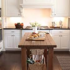 Island Bench Kitchen Designs Reclaimed Wood Kitchen Island Design Ideas