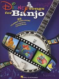 disney songs for banjo hamcor