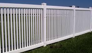 hampton vinyl picket fence by mossy oak fence pvc vinyl fence