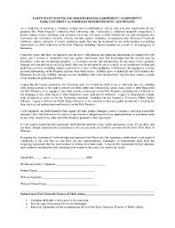 bill of sale form missouri liability release and waiver form