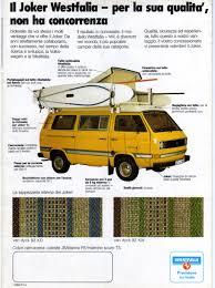 volkswagen westfalia camper thesamba com vw archives 1983 joker westfalia camper