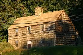 New England Saltbox House Thomas Lyon House Wikipedia