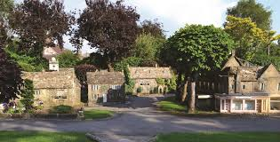 the model model miniature in bourton on the