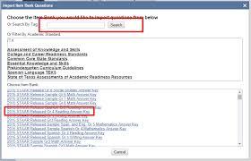 using staar answer keys and mock staar item banks u2013 help categories