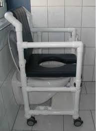 siege toilette pour handicapé chaise percée chaise de rehausseur de toilettes