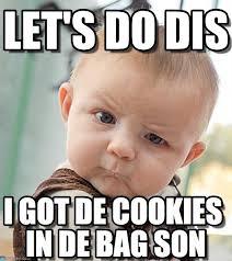 Lets Do This Meme - let s do dis sceptical baby meme on memegen