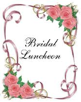 bridal luncheon free bridal luncheon printable invitations templates