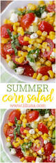 thanksgiving corn side dishes summer corn salad lil u0027 luna
