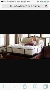 The Purple Powerbase A Massaging Adjustable Bed With Regard To