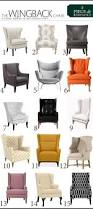 the classic wingback chair the anatomy of design