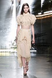 Spring 2017 Trends by Rodarte Spring 2017 Nyfw Fashion Trends Daily