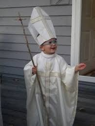 Altar Boy Costume Halloween St Michael Archangel Saints Costumes