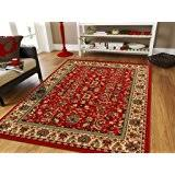 Red Carpet Rug Amazon Com Red Traditional Rugs Red 2x3 Persian Rug Red Area Rugs