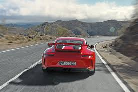 a ride in the new porsche 991 2 gt3 7 things we learned by car