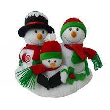 stuffed snowmen you ll wayfair