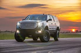 lifted gmc 2015 hpe650 gmc denali lifted hennessey performance
