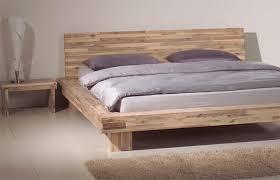 lit de chambre a coucher lits en bois lit massif chambre coucher design 1 2 places 9