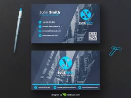 Free Business Card Designs Templates Corporate Business Card Template Freebcard