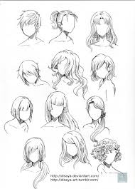 types of hair lines best 25 curly hair drawing ideas on pinterest how to draw hair