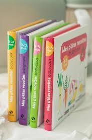 livre cuisine bébé livre cuisine bebe mes p tites recettes beaba 6 maman mode