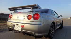 nissan skyline 2004 nissan skyline gtr r34 v spec ii nur for sale in japan
